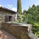 Villa plurilocale in vendita a Lisciano Niccone