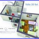 Appartamento trilocale in vendita a Urbino
