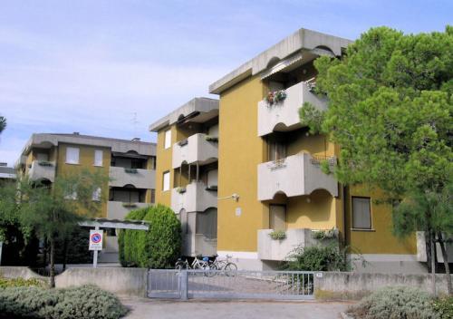Palazzine Ai Dogi - Appartamento bicamere in affitto a Grado Città Giardino