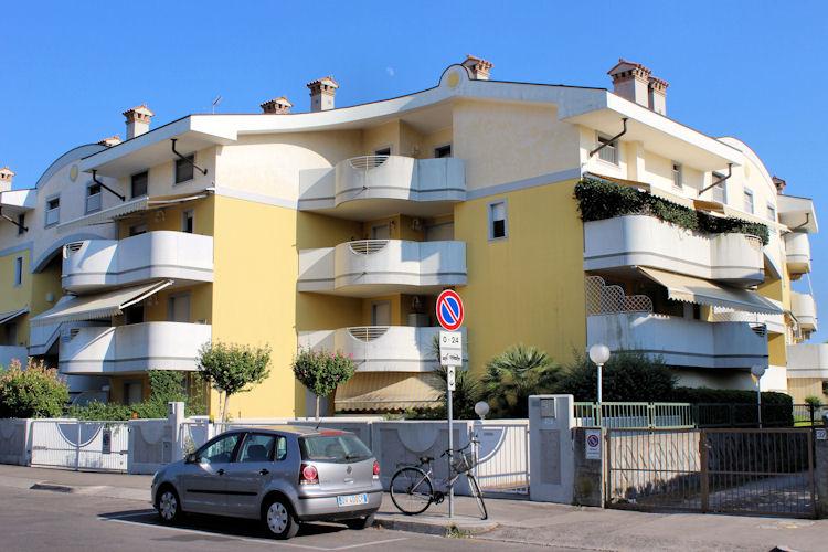 Res. Luca - Appartamento monocamera in affitto a Grado Città Giardino