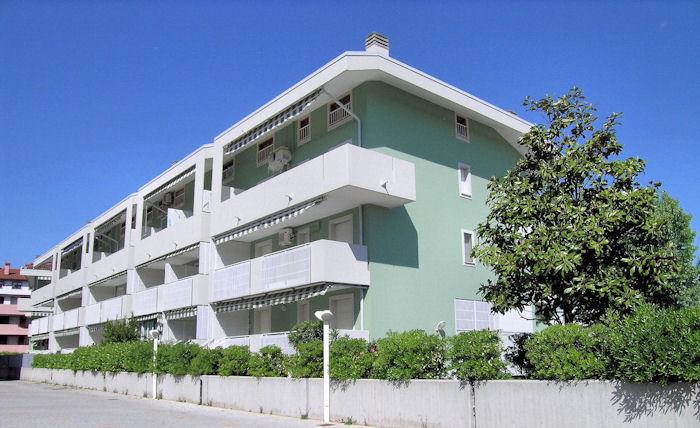 Res. Rosanna - Appartamento monocamera in affitto a Grado Città Giardino