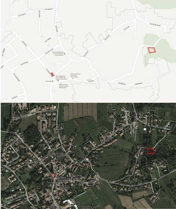 Terreno residenziale in vendita a Capriva del Friuli - Terreno residenziale in vendita a Capriva del Friuli