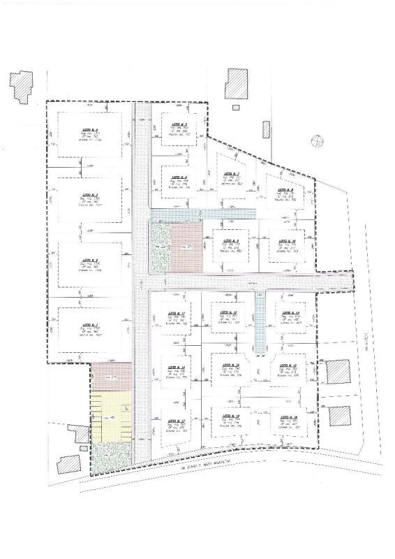 Terreno residenziale in vendita a Gradisca d'Isonzo - Terreno residenziale in vendita a Gradisca d'Isonzo