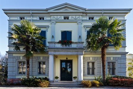 Villa d 39 epoca pluricamere in vendita a cormons cormons for Cianografie d epoca in vendita
