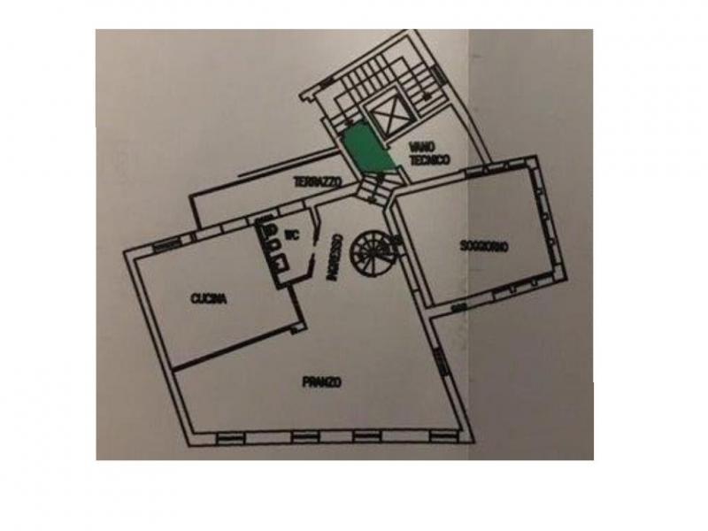 Attico tricamere in vendita a Udine - Attico tricamere in vendita a Udine