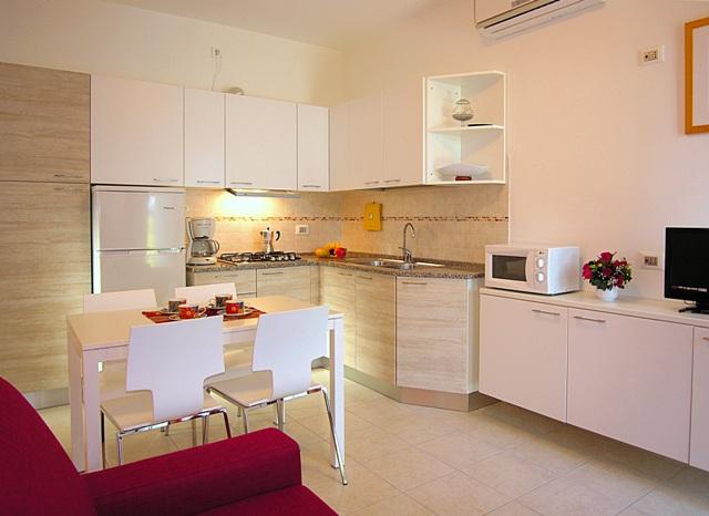Appartamento bilocale in affitto a bibione azzurro for Appartamenti bibione