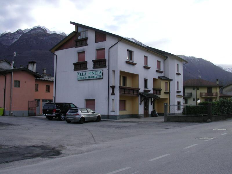 Albergo in vendita a Villa Santina - Albergo in vendita a Villa Santina