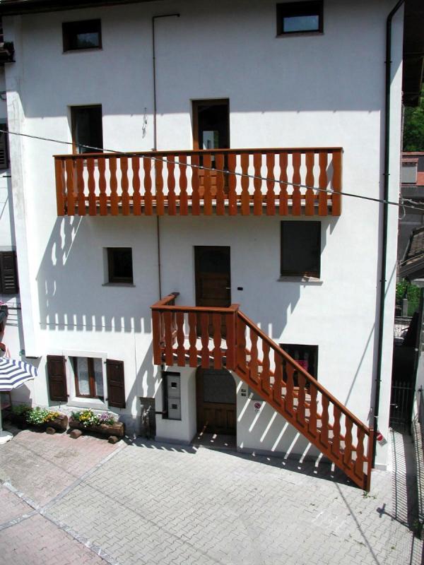 Appartamento bicamere in vendita a Paularo - Appartamento bicamere in vendita a Paularo