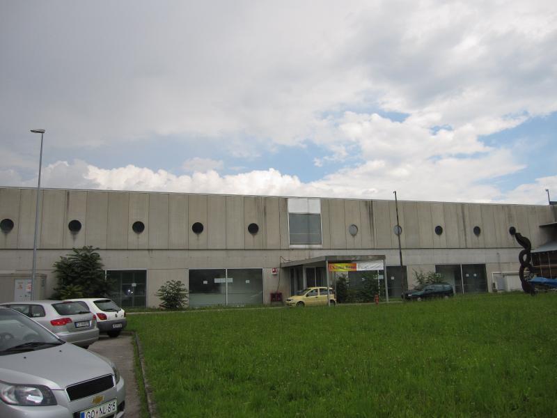 Capannone industriale in affitto a Gorizia - Capannone industriale in affitto a Gorizia