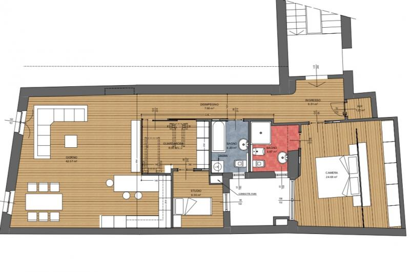 Appartamento bicamere in vendita a Udine - Appartamento bicamere in vendita a Udine