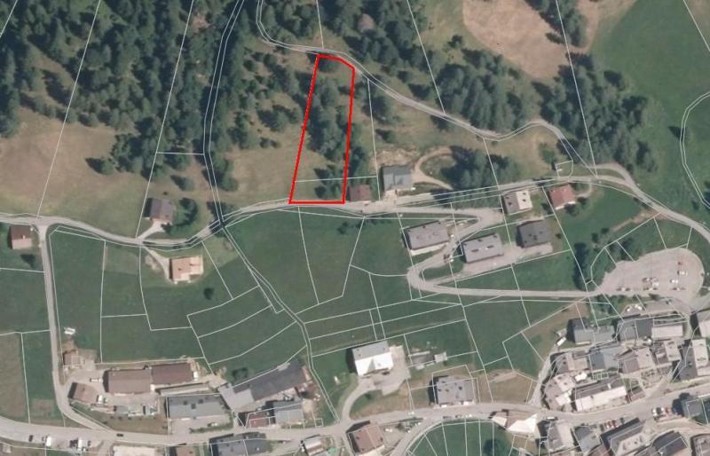 Terreno residenziale in vendita a sauris di sopra sauris for Planimetrie strette
