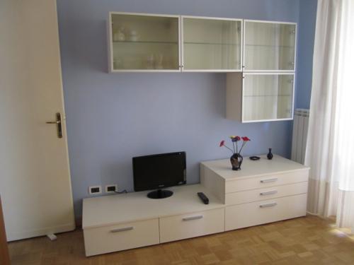 Soggiorno - Appartamento monocamera in affitto a Grado