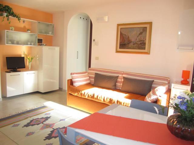 Appartamento monocamera in affitto a Grado Città Vecchia - Appartamento monocamera in affitto a Grado Città Vecchia