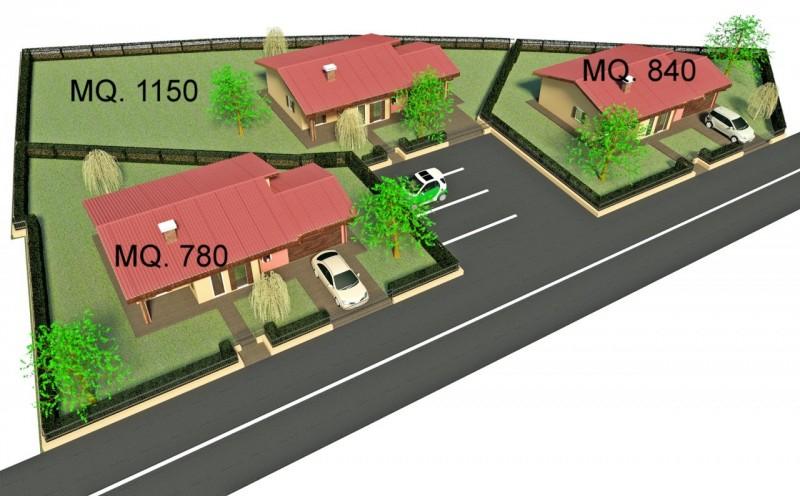 Terreno residenziale in vendita a zimella - Terreno residenziale in vendita a zimella
