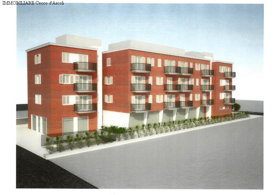Appartamento plurilocale in vendita a San Benedetto del Tronto - Appartamento plurilocale in vendita a San Benedetto del Tronto