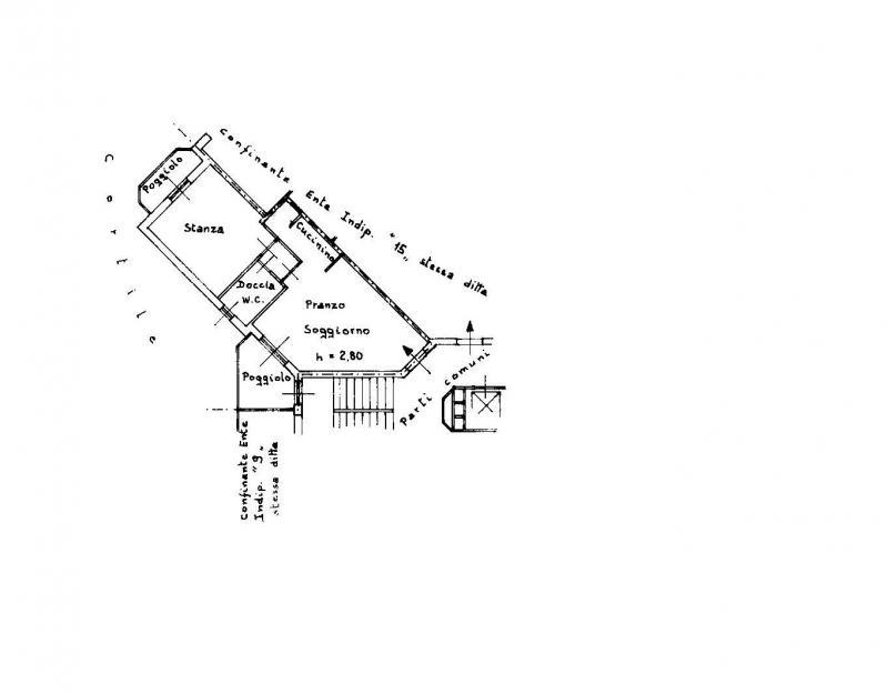 Appartamento monocamera in vendita a Marina julia - Appartamento monocamera in vendita a Marina julia