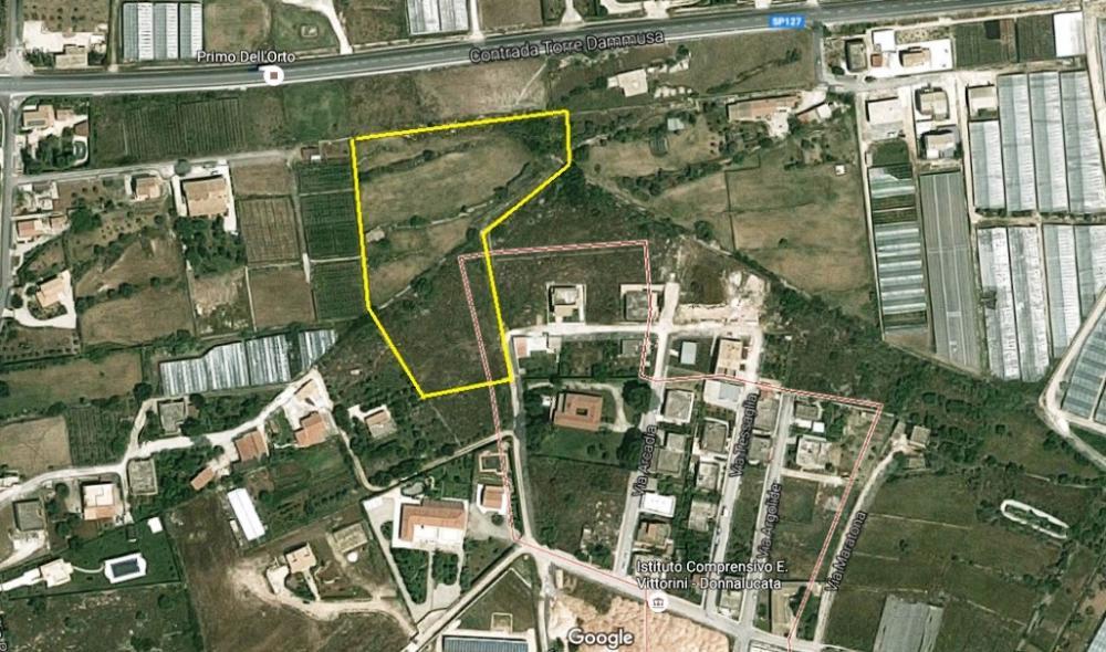 Terreno agricolo in vendita a Scicli - Terreno agricolo in vendita a Scicli