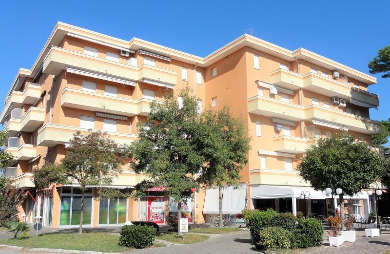Esterna - Appartamento bilocale in vendita a Bibione pineda