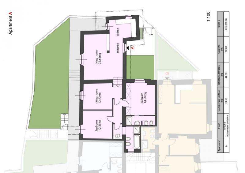 Appartamento in vendita a Ascoli Piceno - Appartamento in vendita a Ascoli Piceno
