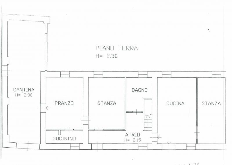 Rustico / casale pluricamere in vendita a Dobbia - Rustico / casale pluricamere in vendita a Dobbia