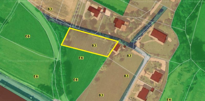 Terreno residenziale in vendita a San Daniele del Friuli - Terreno residenziale in vendita a San Daniele del Friuli