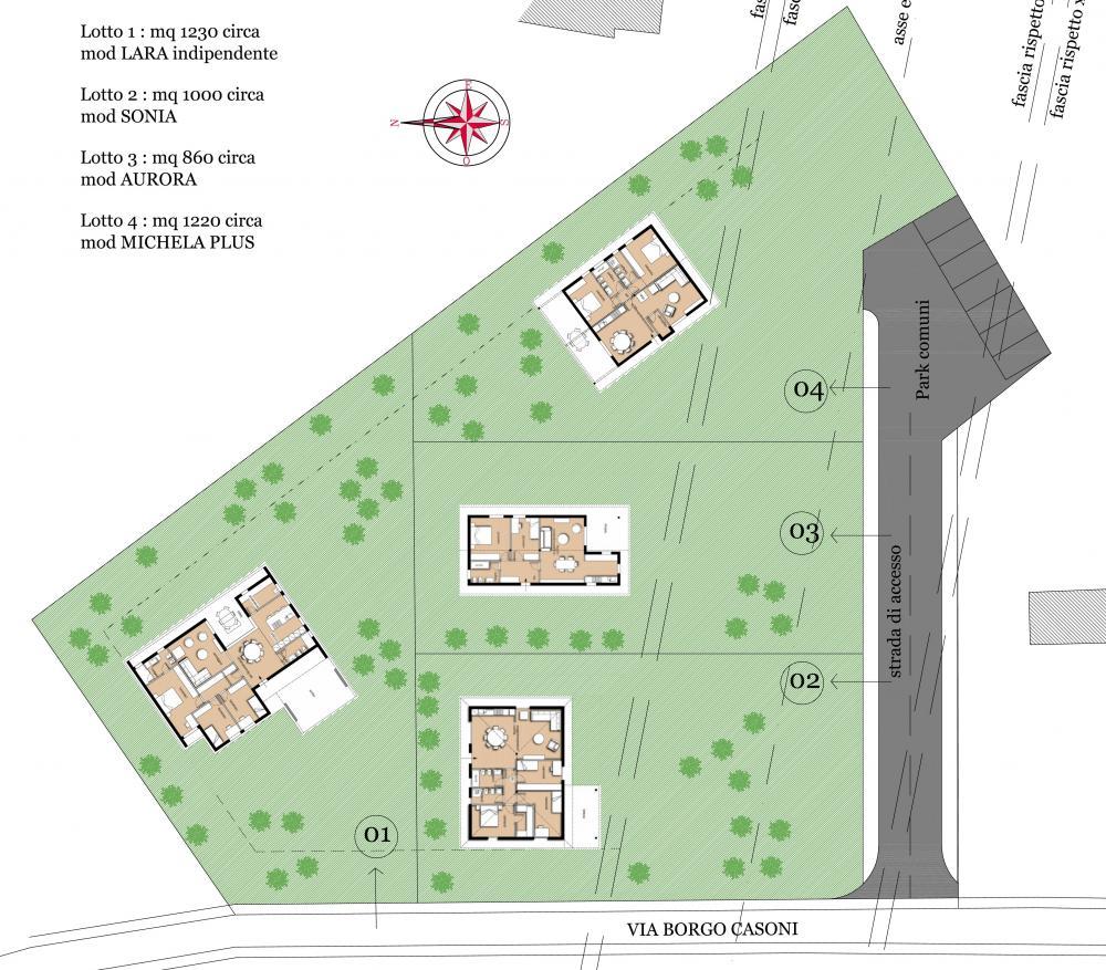 Terreno residenziale in vendita a Pordenone - Terreno residenziale in vendita a Pordenone