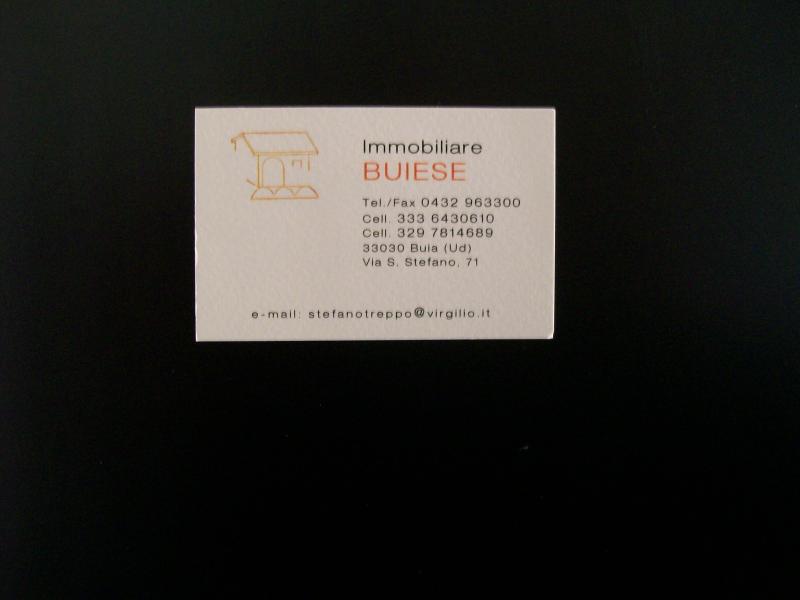 AGENZIA IMMOBILIARE BUIESE - Appartamento bicamere in vendita a Treppo Grande