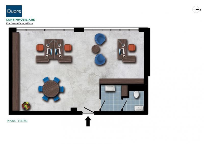 ufficio in vendita a udine