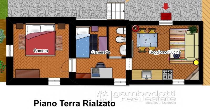 Appartamento plurilocale in vendita a Urbino - Appartamento plurilocale in vendita a Urbino