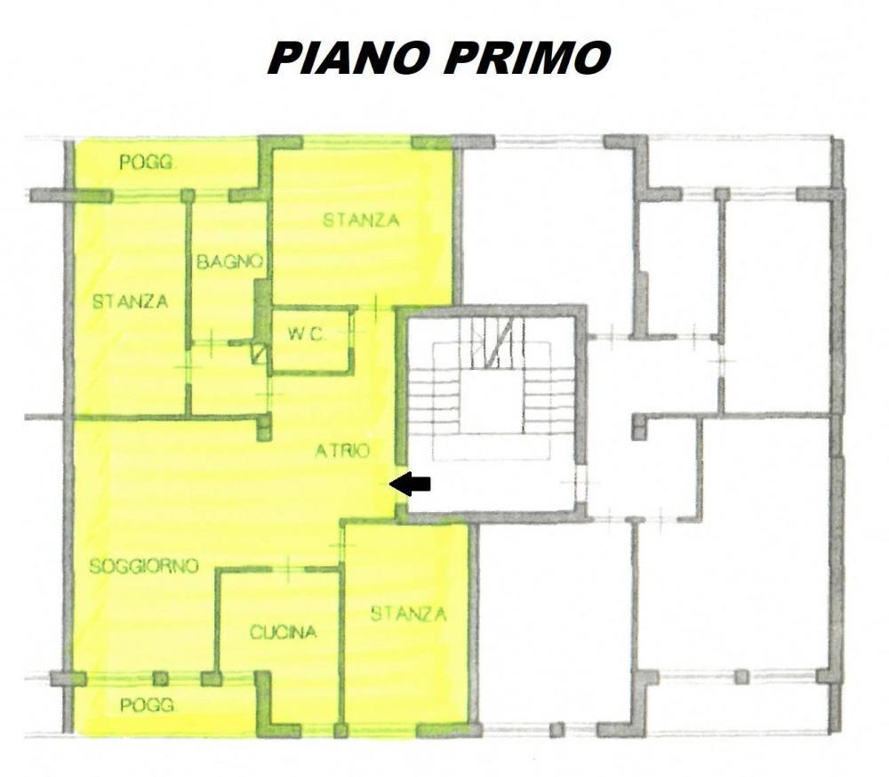 Appartamento quadrilocale in vendita a Tione di Trento - Appartamento quadrilocale in vendita a Tione di Trento