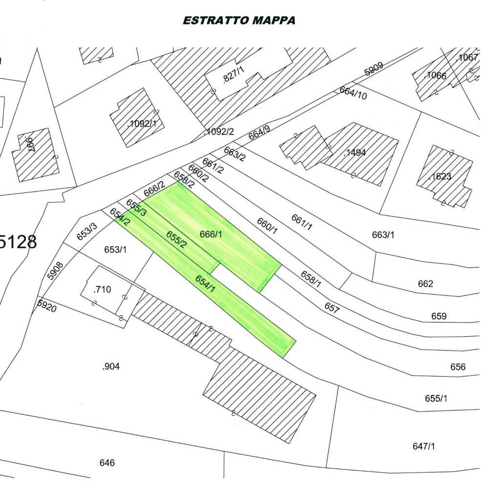 Terreno residenziale in vendita a Storo - Terreno residenziale in vendita a Storo
