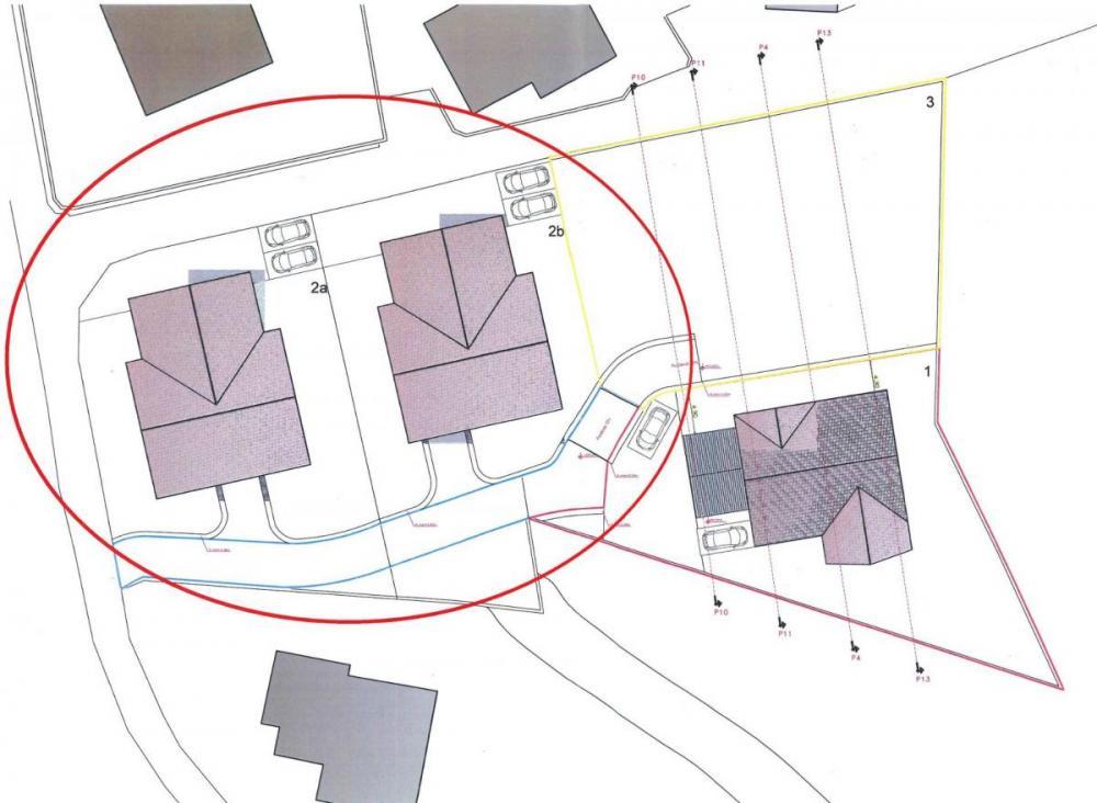 Villa indipendente plurilocale in vendita a Roncone - Villa indipendente plurilocale in vendita a Roncone