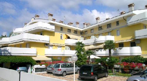 Res. Luca - Appartamento bicamere in affitto a Grado Città Giardino