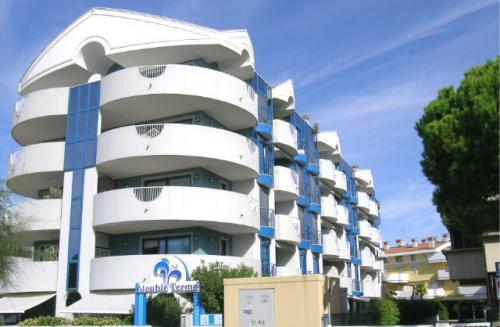 Residence Terme - Appartamento monocamera in affitto a Grado Città Giardino