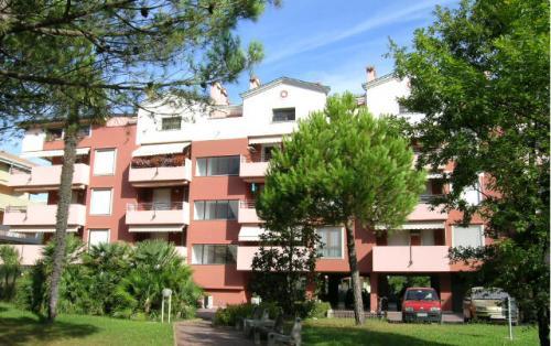 Res.Viale del Sole - Appartamento monocamera in affitto a Grado Città Giardino