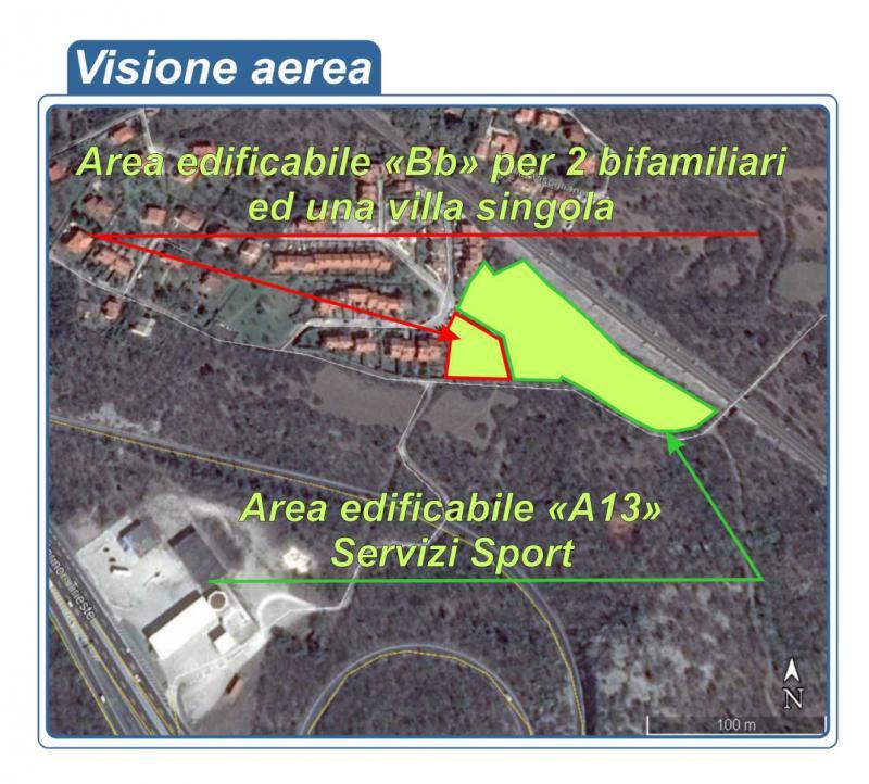 Terreno residenziale in vendita a Duino Aurisina - Terreno residenziale in vendita a Duino Aurisina