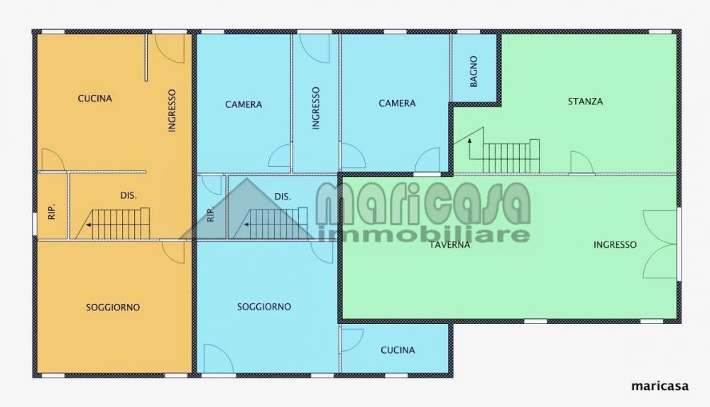 Rustico / casale plurilocale in vendita a Ferrara - Rustico / casale plurilocale in vendita a Ferrara