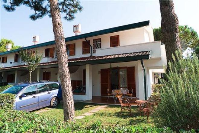 Villaschiera trilocale in affitto a Bibione - Villaschiera trilocale in affitto a Bibione