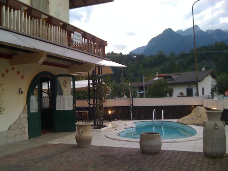 Villa quadricamere in vendita a Priuso - Villa quadricamere in vendita a Priuso