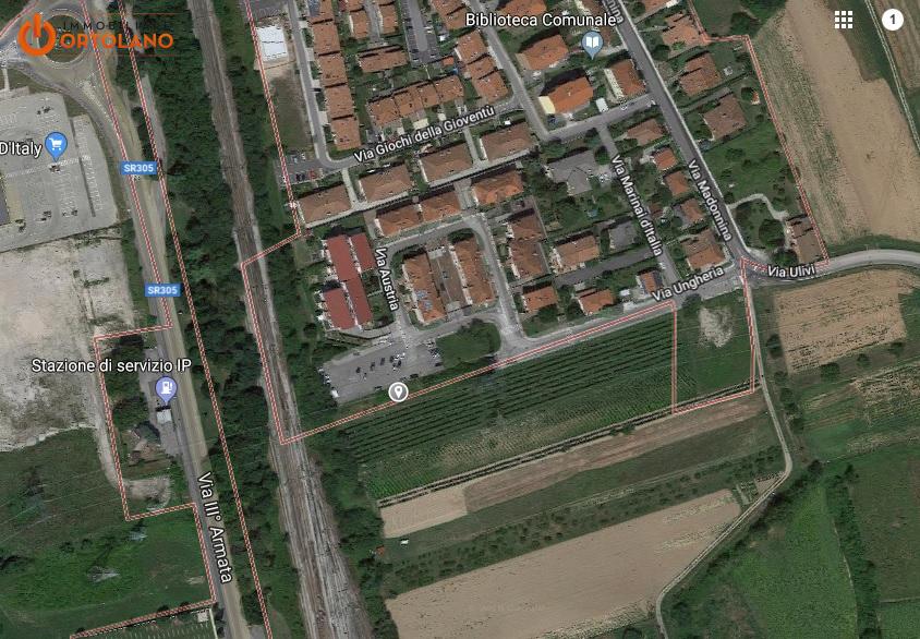 Terreno agricolo in vendita a Chiopris Viscone - Terreno agricolo in vendita a Chiopris Viscone