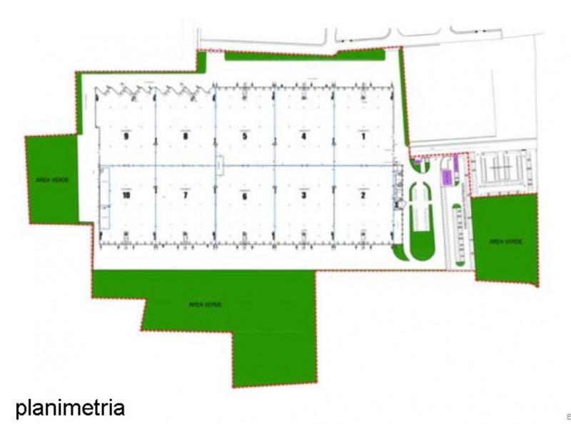 Magazzino-laboratorio quadrilocale in affitto a brignano-gera-d-adda - Magazzino-laboratorio quadrilocale in affitto a brignano-gera-d-adda
