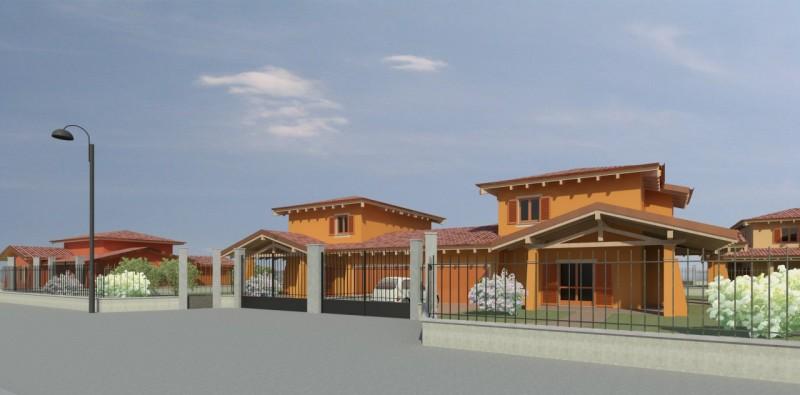 Villa plurilocale in vendita a salussola - Villa plurilocale in vendita a salussola