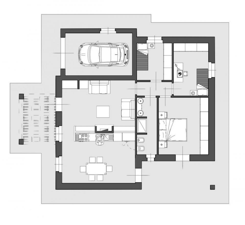 Villa indipendente plurilocale in vendita a Buggiano - Villa indipendente plurilocale in vendita a Buggiano