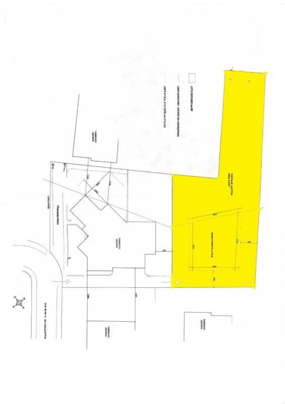 terreno residenziale in vendita a monselice