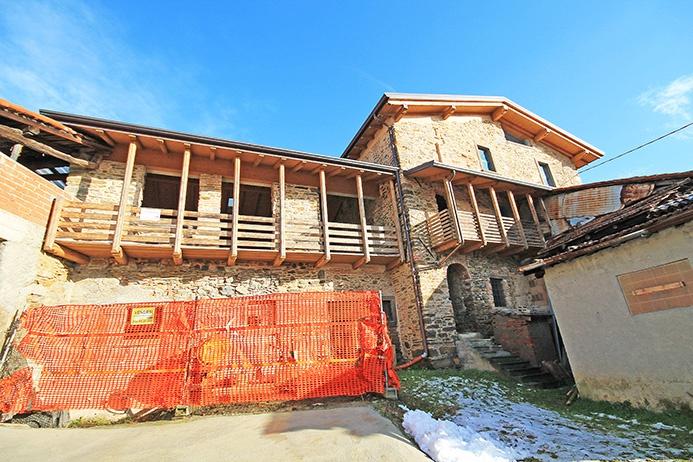Casa plurilocale in vendita a palazzago - Casa plurilocale in vendita a palazzago