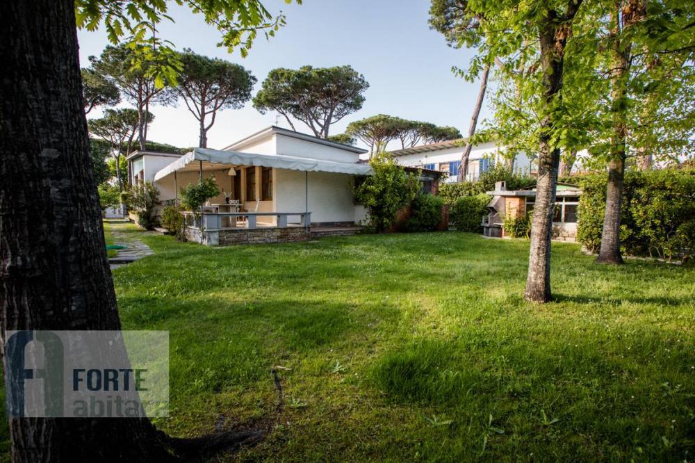 Villa indipendente plurilocale in affitto a Forte dei Marmi - Villa indipendente plurilocale in affitto a Forte dei Marmi