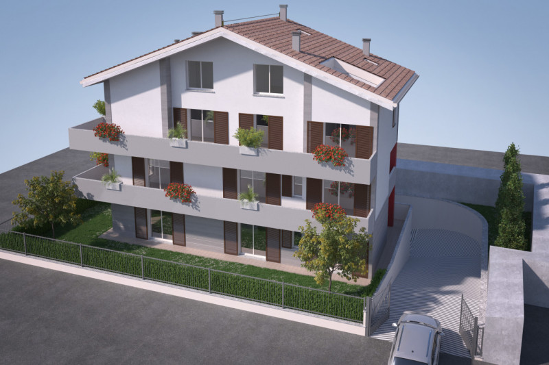 Appartamento quadrilocale in vendita a monza - Appartamento quadrilocale in vendita a monza