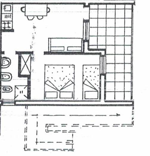 Villaggio Azzurro - Appartamento in vendita a Bibione
