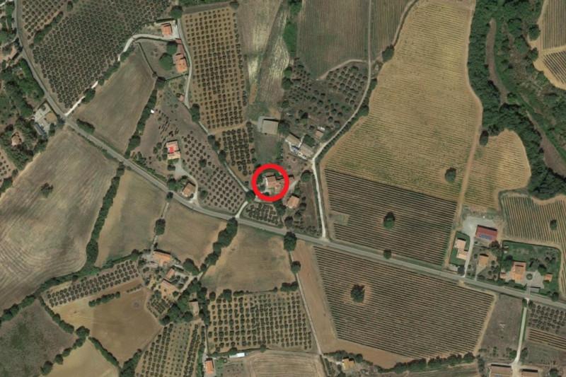 appartamento in vendita a scansano