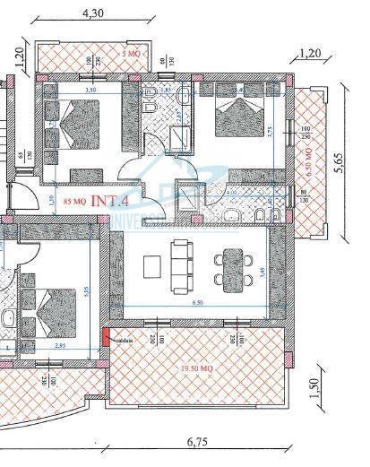 appartamento in vendita a centobuchi